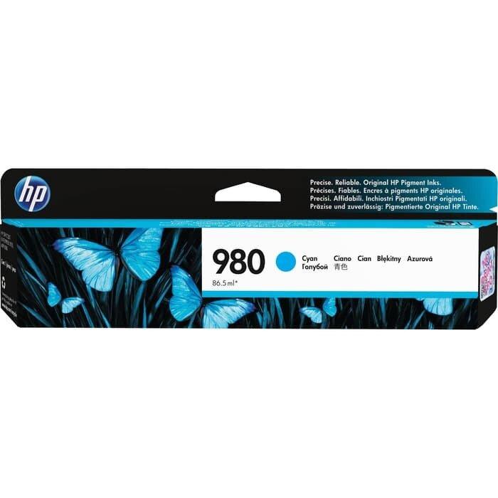 HP Cyan Ink Cartridge 980 [D8J07A]