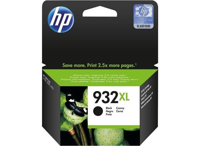HP Black Ink Cartridge 932XL [CN053AA]