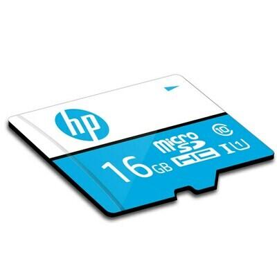 Micro SD HP UHS-1 U1 16GB 80Mb/s