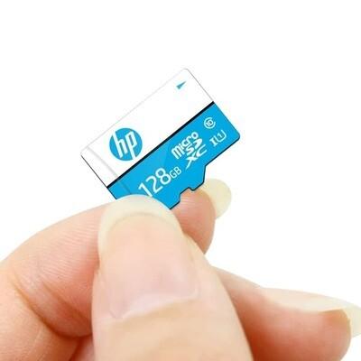 MicroSD HP UHS1 U1 128GB 100Mbps