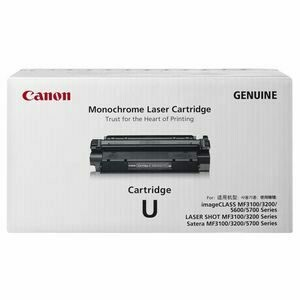Canon Black Toner Cartridge U