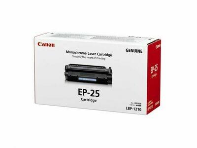 Canon Black Toner Cartridge [EP-25]