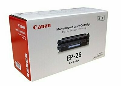 Canon Black Toner Cartridge [EP-26]