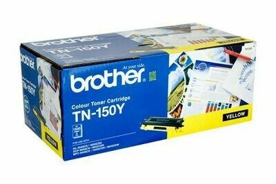 BROTHER Printer TN-150 Yellow Toner