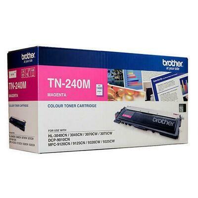 BROTHER Printer TN-240 Magenta Toner