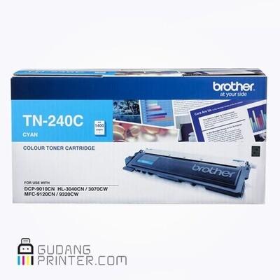 BROTHER Printer TN-240 Cyan Toner