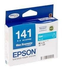 EPSON Cyan Ink Cartridge 141