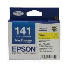 EPSON Yellow Ink Cartridge 141