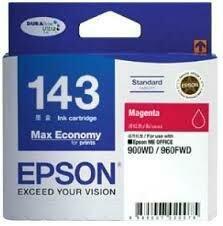 EPSON Magenta Ink Cartridge 143