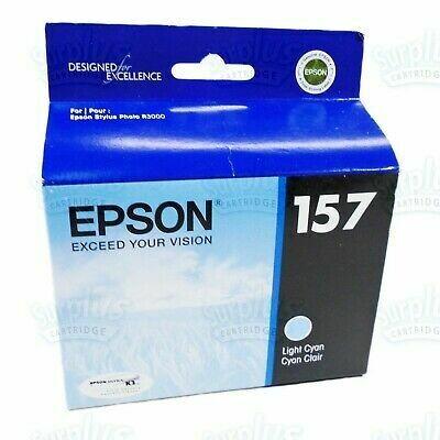 EPSON Light Cyan Ink Cartridge 157