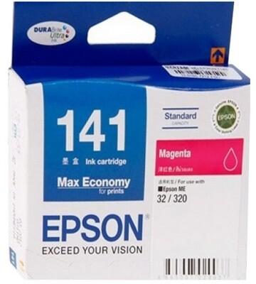 EPSON Magenta Ink Cartridge 141