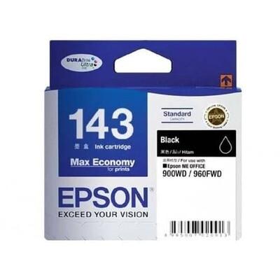 EPSON Black Ink Cartridge 143