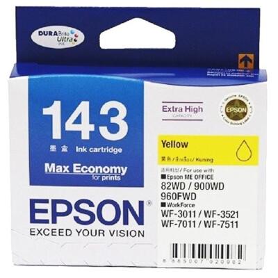 EPSON Yellow Ink Cartridge 143