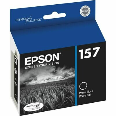 EPSON Black Ink Cartridge 157