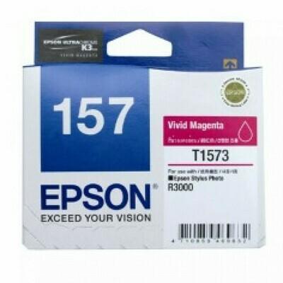 EPSON Magenta Ink Cartridge 157