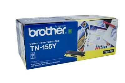 BROTHER Printer TN-155 Yellow Toner