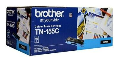 BROTHER Printer TN-155 Cyan Toner