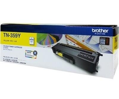BROTHER Printer TN-359 Yellow Toner