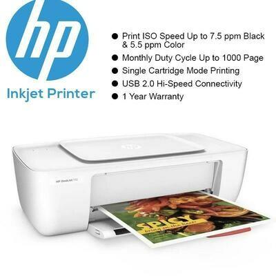 HP Printer DeskJet 1112