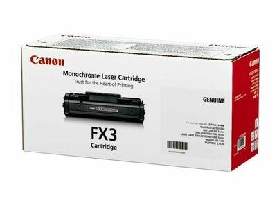 Canon Black Toner  Cartridge [FX-3]