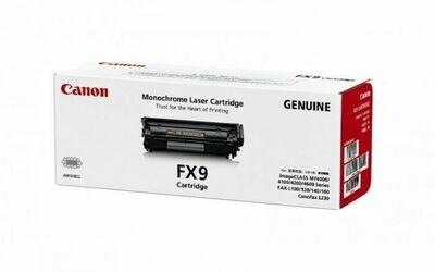 Canon Black Toner  Cartridge [FX-9]