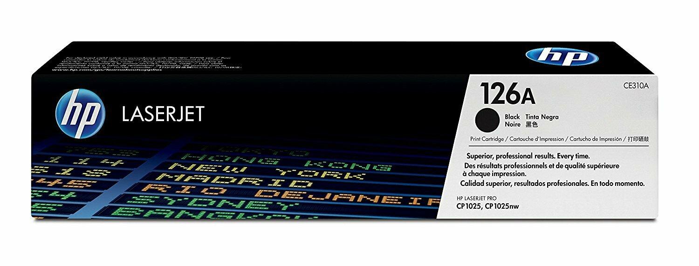 HP 128A Magenta Toner Cartridge [CE323A]