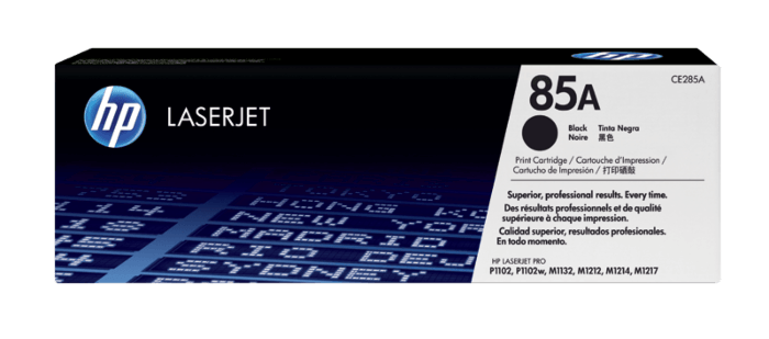 HP 85A Black Toner Cartridge [CE285A]