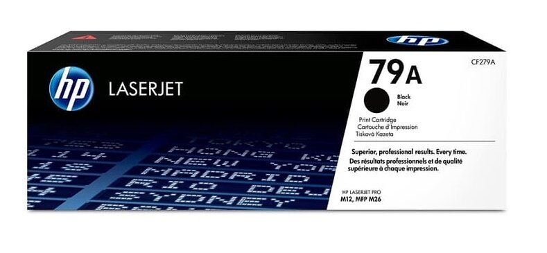 HP 79A Black Toner Cartridge [CF279A]