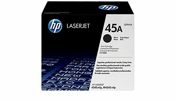 HP 45A Black Toner Cartridge [Q5945A]