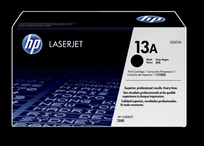 HP 13A Black Toner Cartridge [Q2613A]