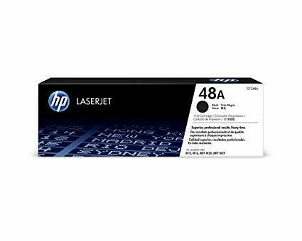HP 48A  Black LaserJet Toner Cartridge [CF248A]