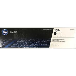 HP 107A Black Toner Cartridge [W1107A]