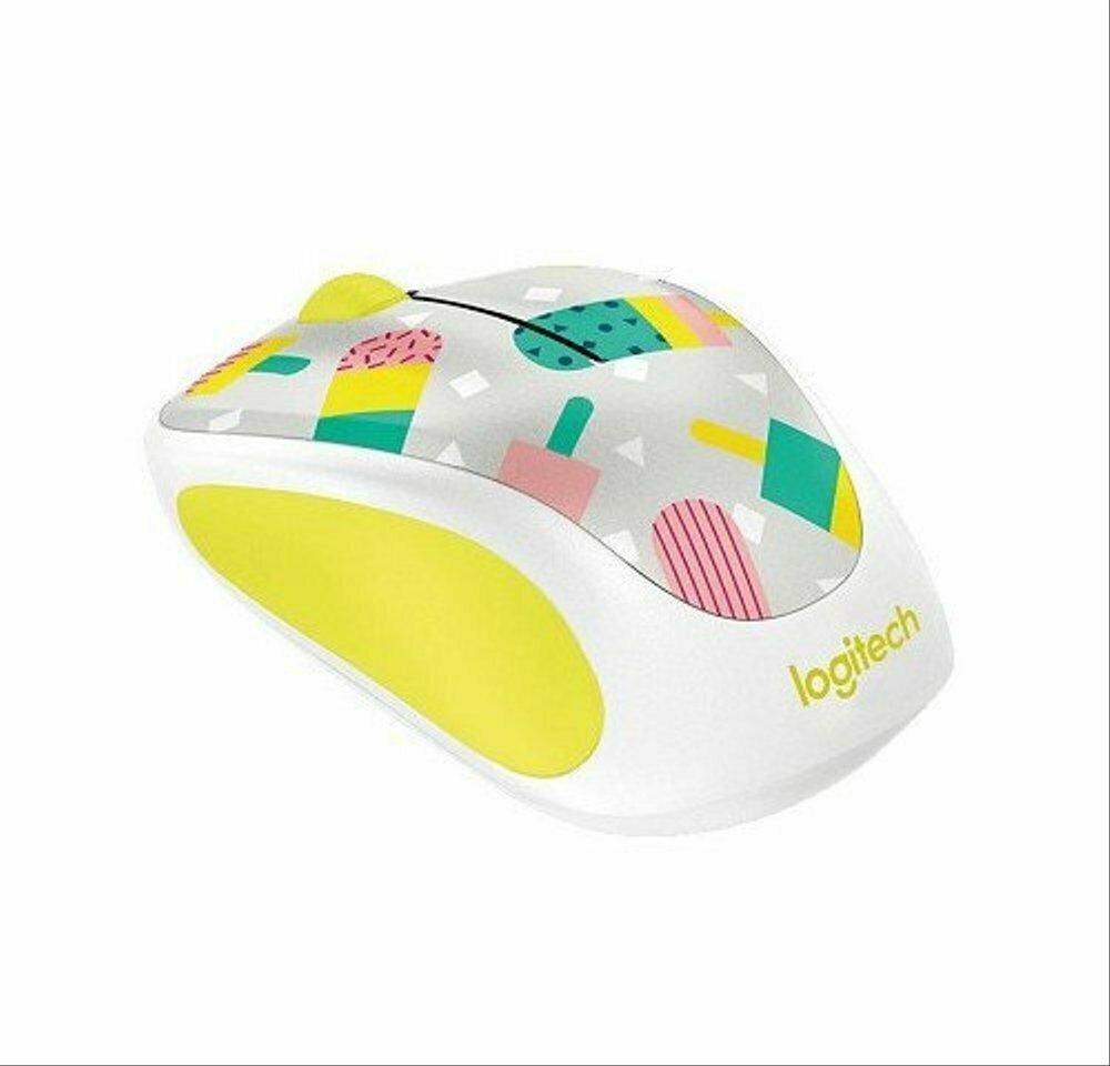 Logitech M 238 Wireless Mouse - Popsicles