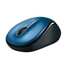 Logitech M 325 Wireless Mouse - Peacock Blue