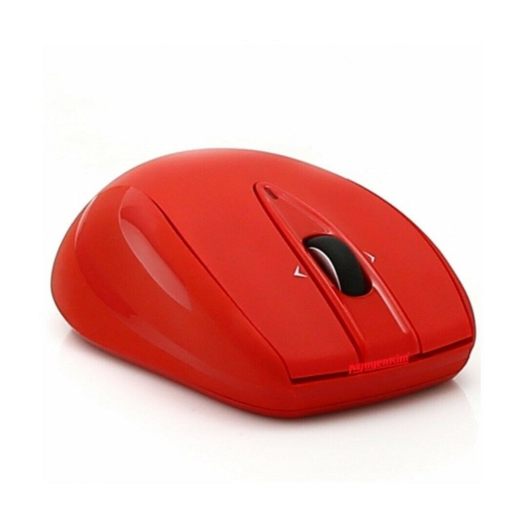Logitech M 545 Wireless Mouse - Red