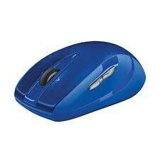 Logitech M 545 Wireless Mouse - Blue
