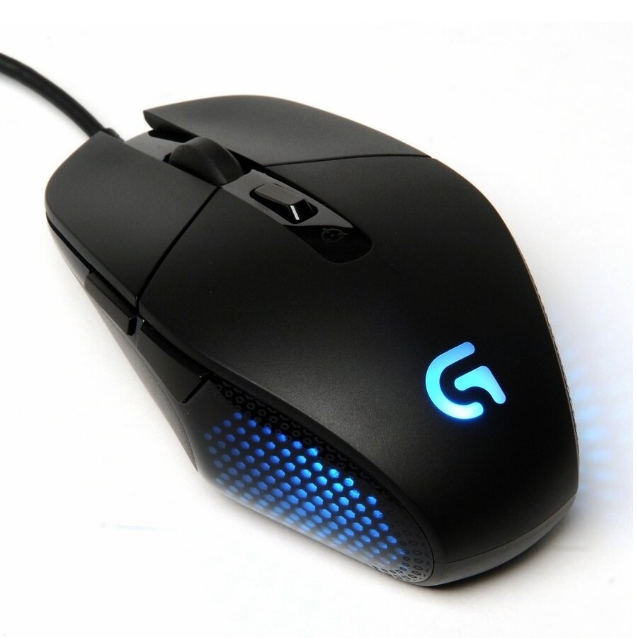 Logitech G 302 Daedalus Prime MOBA Gaming Mouse