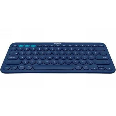 Logitech K 380 Multi-Device Bluetooth Keyboard - Blue