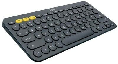 Logitech K 380 Multi-Device Bluetooth Keyboard - Black