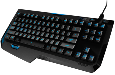 Logitech G310 Atlas Dawn�Compact Mechanical Gaming Keyboard