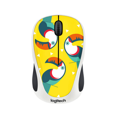 Logitech M 238 Wireless Mouse - Toucan