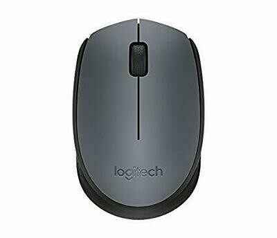 Logitech M 171 Wireless Mouse - Grey