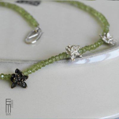 TAVIRA -  Peridotkette - collar de peridoto