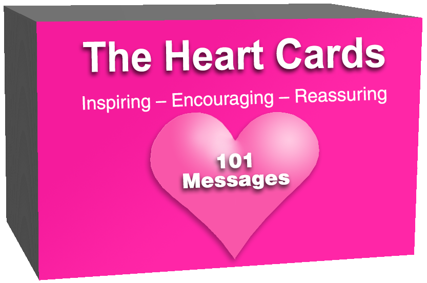 Heart Cards - English