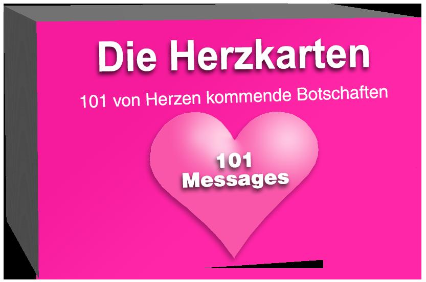 Die Herzkarten - Deutsch