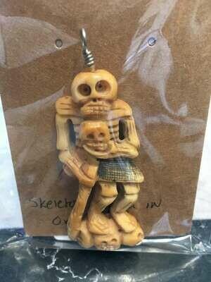 Skeleton Pendant