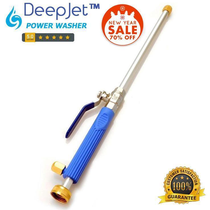 DeepJet™: 2-in-1 High Pressure Power Washer 00014