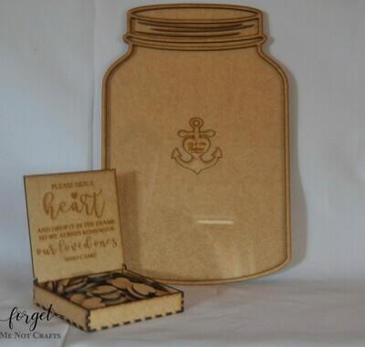 Jar Drop Box