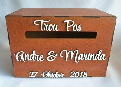 Trou Pos  Box