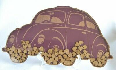 VW Beetle Drop Box